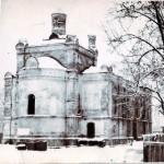 Храм в середине 20-го века