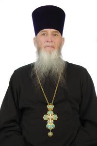 Настоятель протоиерей Николай Шестопалов